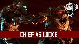 Halo 5: Guardians - Master Chief Vs Locke