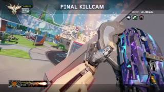 call of duty bo3 epic movement  final killcam