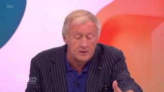 Chris Tarrant Moans About Late British Trains | Loose Women
