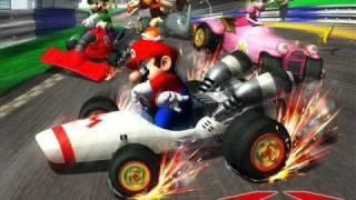 Mario Kart DS Soundtrack - Race Lose