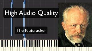 Tchaikovsky - Nutcracker Chinese Dance on Piano Tutorial