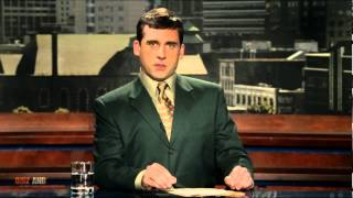 Bruce Almighty - Evan Baxter News Report (HD) Funny Scene