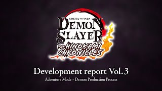 Demon Slayer: Kimetsu no Yaiba - The Hinokami Chronicles Gets New Trailer All About Demons