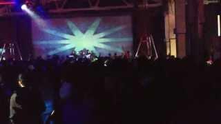 Ninja Kore (feat. Pacman Guerrilha Sonora) @ semana academica Bragança 2013
