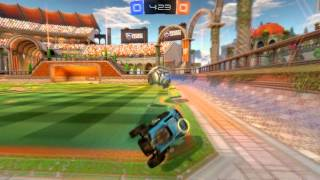 Rocket League - Goals Compilation #1