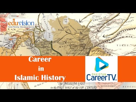 Career in Islamic History