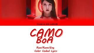 CAMO - BoA (Han/Rom/Eng Color Coded Lyrics) | By Flauta do Luhan