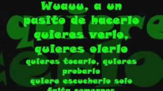 Sex Letra Yaga Y Mackie (Original)