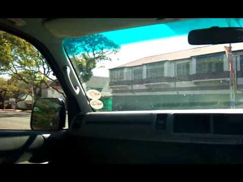 Pretoria Ride Back to Hotel – Shot w/ X10
