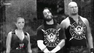 wwe CM Punk & The Straight Edge Society Theme & Titantron 2010