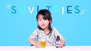 Suvi Tries   Kids Try   HiHo Kids