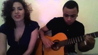 Natalia Cassu e Raul F. -  Maria Rita - Cara Valente(cover)
