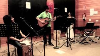"""""""Tinta Invisible"""", en vivo, Ateneo Ferrolán, 28/06/2014"""