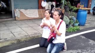 直播 2015 白沙屯媽祖徒步進香 虔誠 2015/05/27 07:30
