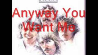 Anyway You Want Me (Original Music) by bread