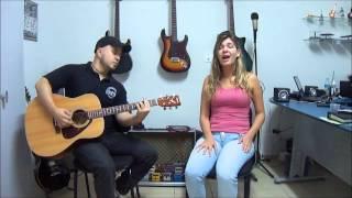 Flavio Boni e Marcelle Fernandes - Amor I Love You (Cover)