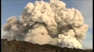 eruption Eyjafjallajokull + musique era reborn