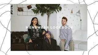 Menswear Lookbook ft. Drew Scott