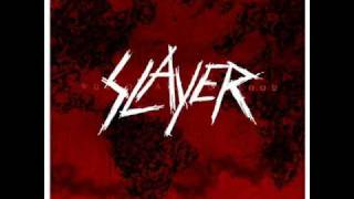 Slayer - Psycopathy Red (Studio Version)