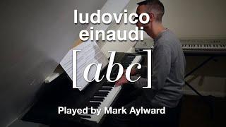 Ludovico Einaudi - ABC (Solo Piano Cover)