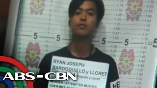 TV Patrol: Suspek sa pagpatay, sumuko matapos mapanood ang sarili sa 'SOCO'