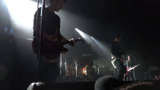 "Black Rebel Motorcycle Club - ""Teenage Disease"" @ La Botanique"
