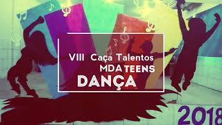 FINALISTA DANÇA TEENS SOLO| KARIANE -VIII CAÇA TALENTOS 18