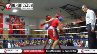 Erick Mondragon vs. Juan del Real 2N1D Chicago