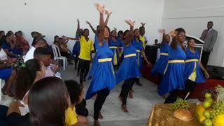 Ministério de Dança Rompendo em Fé Coreografia Prioridade (Midian Lima)
