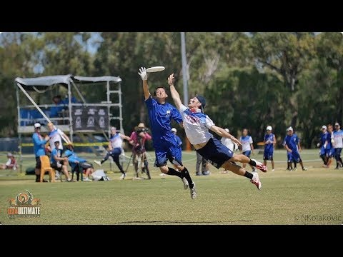 Video Thumbnail: 2018 WFDF World U-24 Championships: Team USA Finals Highlights