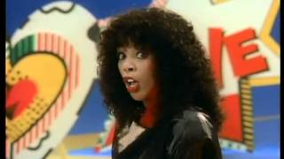 Donna Summer - Love Is In Control - Official Music Video