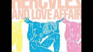 Hercules & Love Affair- Raise Me Up (2008)