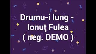 Drumu-i lung - Ionut Fulea - negativ DEMO