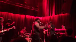 The New Stew featuring Corey Glover & Roosevelt Collier performing Bill Withers live at Carnegie Ha