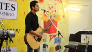 Snow patrol- chasing cars live cover