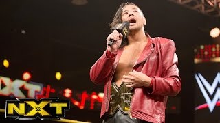 Shinsuke Nakamura kicks off the era of Strong Style: WWE NXT, Aug. 31, 2016