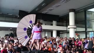 Rio Anime Club RAC 2014 cosplay k pop cultura da ação