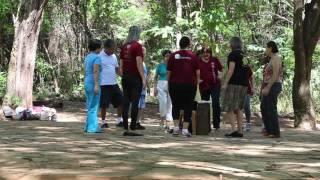 Dança Sênior 2 - Parque Olhos de Água em 15.10.2016
