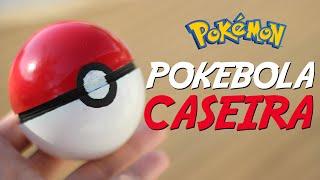 Como Fazer uma Pokebola (Pokemon Go)