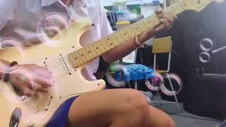 เพลง วิชาตัวเบา bodyslam Cover guitar solo by เอ