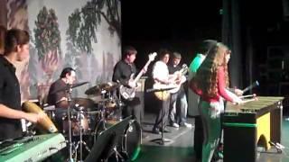 Clovis High Marimba Band