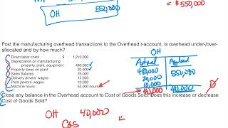 Overhead Cost Allocation