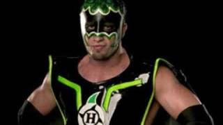 WWE The Hurricane Theme