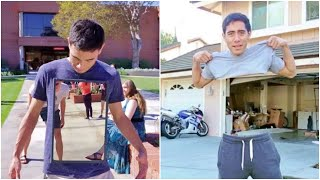 BEST Zach King Amazing Magic Compilation 2018 - Best Magic Trick Ever - Best Magic Show In The World