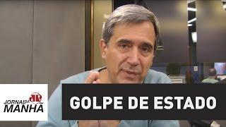 Única alternativa na Venezuela será um golpe de Estado | Marco Antonio Villa