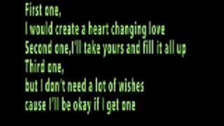 "Ray J - One Wish "" lyrics """