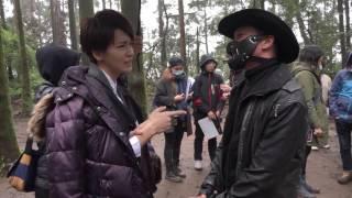 《終極一班4》幕後花絮Youku 19.2.2: 雷婷跟獨孤狼講解終極時空概念