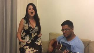 É só me chamar -(Mariana Fagundes e Naiara Azevedo)- cover (Élyda Fernandes)