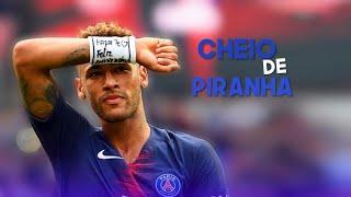 Neymar Jr - Cheio De Piranha Querendo Me Dar (MC Lan, MC W1 e MC Nando DK)