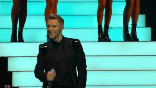 Boyzone - BZ20 Tour 2013 - Love Will Save The Day
